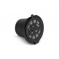 Family - Capsule de cafea reîncărcabile, pentru aparate Nespresso, material plastic - 5 buc. / pachet