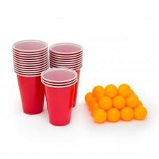"""Joc de societate """"Beer-pong"""""""