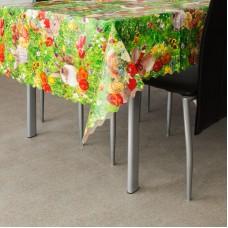 """Family Pound - Muşama, faţă de masă - model """"Poiană de Paşti"""" - 100 x 140 cm"""