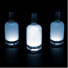 Decoratie autocolanta cu LED pt. sticlă - cu baterii