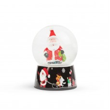 Bulgăre de zăpadă de Crăciun - 4 modele . 12 buc./display