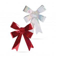 Fundă pentru cadouri - lucios - 13 x 10 cm - 2 modele - 2 buc. / pachet