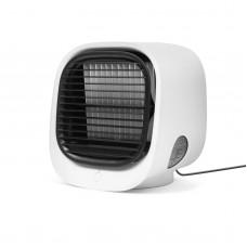Bewello - Mini-ventilator portabil cu funcţie de răcire - USB - Alb