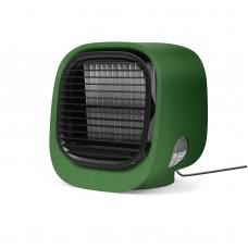 Bewello - Mini-ventilator portabil cu funcţie de răcire - USB - verde