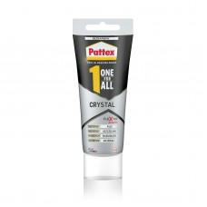 Adeziv Pattex One For All Crystal - in tub - 90 g