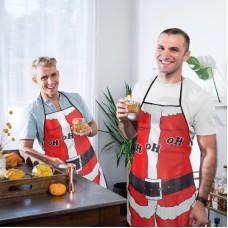Şorţ de bucătărie model Crăciun - bărbaţi