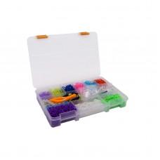 Geanta din plastic pentru stocare - 228x148x32 mm