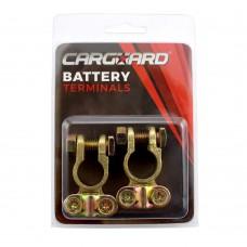 CARGUARD - Borne din cupru pentru baterie auto