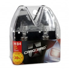 CARGUARD - Set de 2 becuri halogen 9006 - HB4 +30% intensitate