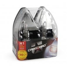 Set de 2 becuri halogen H1 - 100W