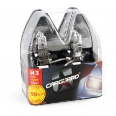 Set de 2 becuri halogen H3 - 100W