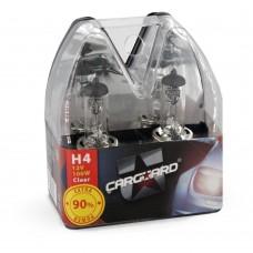 Set de 2 becuri halogen H4 - 100W