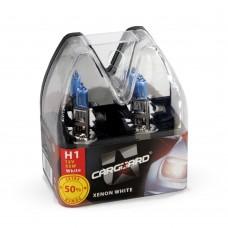 Set de 2 becuri halogen H1 - 55W