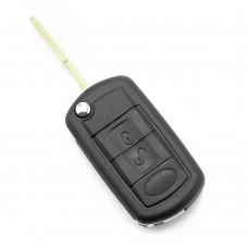 Land Rover Carcasa cheie tip briceag 3 butoane