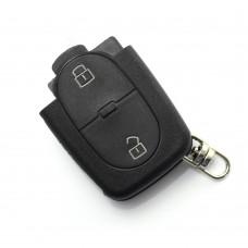 CARGUARD - Audi - carcasă cheie cu 2 butoane
