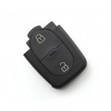 CARGUARD - Audi - carcasă cheie cu 2 butoane, baterie 2032