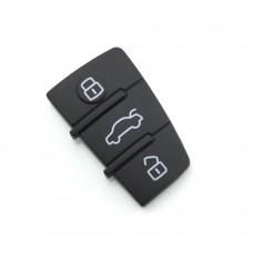 CARGUARD - Audi - tastatură pentrucheie tip briceag,cu 3 butoane - model nou