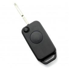 Mercedes Benz - Carcasa tip cheie briceag cu 1 buton, lama 2