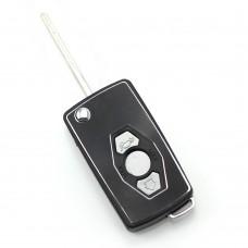 BMW - Carcasa cheie tip briceag cu 3 butoane