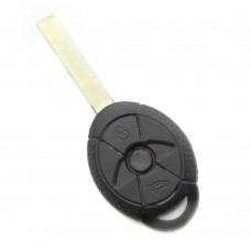 CARGUARD - MINI - carcasă cheie cu 3 butoane