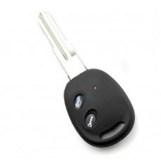 Chevrolet - Carcasa cheie 2 butoane - lama pe dreapta
