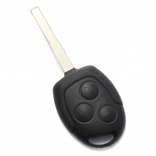Ford - Carcasa cheie cu 3 butoane si suport baterie