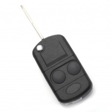 Land Rover Carcasa cheie tip briceag 2 butoane, cu pregatire pt. chip