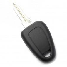 Fiat - carcasă pentru cheie - cu transponder - 1 buton!