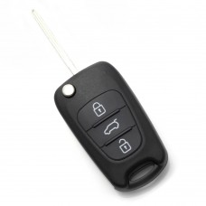 Hyundai i30 si ix35  - Carcasa cheie tip briceag, 3 butoane
