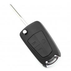 Carcasa cheie Briceag din cheie cu lama fixa - Opel Astra H