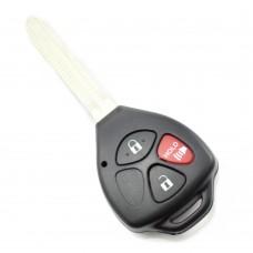 Toyota carcasa cheie 3 butoane