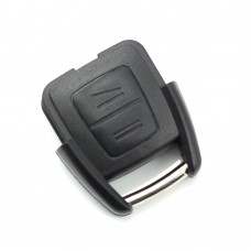 Opel: carcasă cheie cu 2 butoane