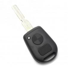 CARGUARD - BMW - carcasă cheie cu 2 butoane și lama cu 4 piste (model nou)