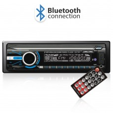 Mp3 player auto cu BLUETOOTH si fata detasabila 4x50W