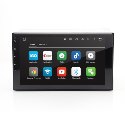 Player multimedia 2 DIN, cu Touchscreen 7