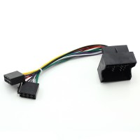 Cablu Adaptor ISO / BMW / LAND ROVER / ROVER / MINI