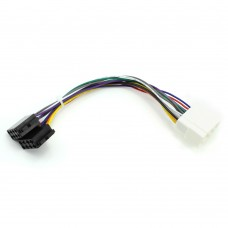 Cablu Adaptor ISO / HONDA / ACURA / SUZUKI / FIAT Sedici / NISSAN Pixo / OPEL Agila B