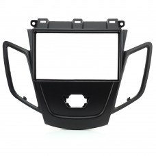 Adaptor 2 DIN FORD Fiesta 2008+ w/display (Black) 2008-