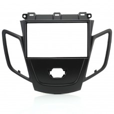 Adaptor 2 DIN FORD Fiesta 2008+ wo/display (Black) 2008-
