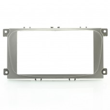 Adaptor 2 DIN FORD (Silver) - Multibrand