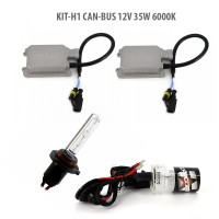 H1 CAN-BUS 12V 35W 6000K