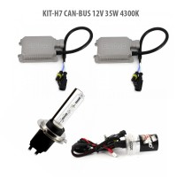 H7 CAN-BUS 12V 35W 4300K