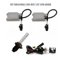 HB4(9006) CAN-BUS 12V 35W 6000K