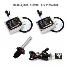 HB4(9006) NORMAL  12V 35W 6000K