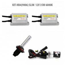 HB4(9006) SLIM  12V 35W 6000K