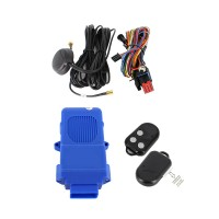 ALARMA MOTOR, GSM+GPS 777