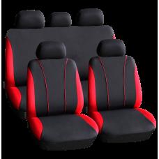 Huse Scaune Auto Universale - Red