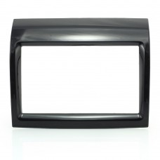 Adaptor 2 DIN CITROEN Jumper (Gloss Black) FIAT Ducato  (Gloss Black)