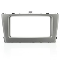Adaptor 2 DIN TOYOTA Avensis (T270) (Silver) 2009-2015