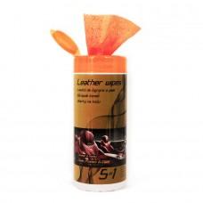 Lavetă pentru îngrijirea suprafețelor din piele: 30 de coli